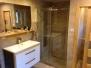 Rekonstrukce koupelny v rodinném domě - Kravaře