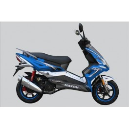 MAXON MATADOR 50 2T - modrý