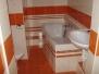 Rekonstrukce koupelny - Ostrava Zábřeh
